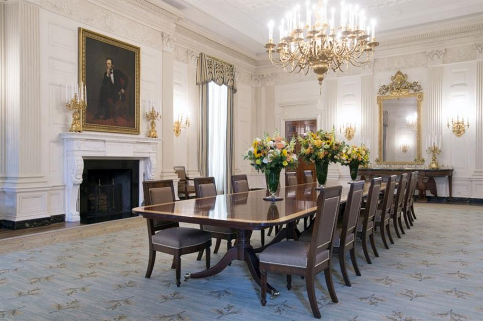 Refurb White House Interiors Through The Ages